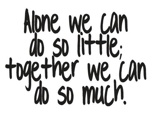 Image detail for -Teamwork Quotes - Quotes Tree