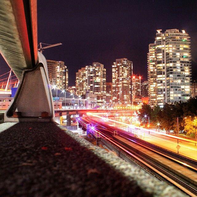 #Skytrain Vancouver