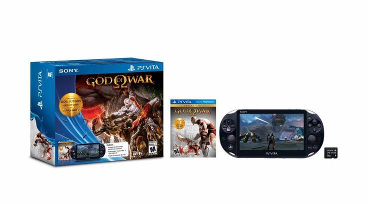 PlayStation anuncia God of War Vita Bundle: incluye el nuevo PS Vita y God of War Collection (http://www.tecnews.pe/god-of-war-vita-bundle-incluye-el-nuevo-ps-vita-y-god-of-war-collection/)