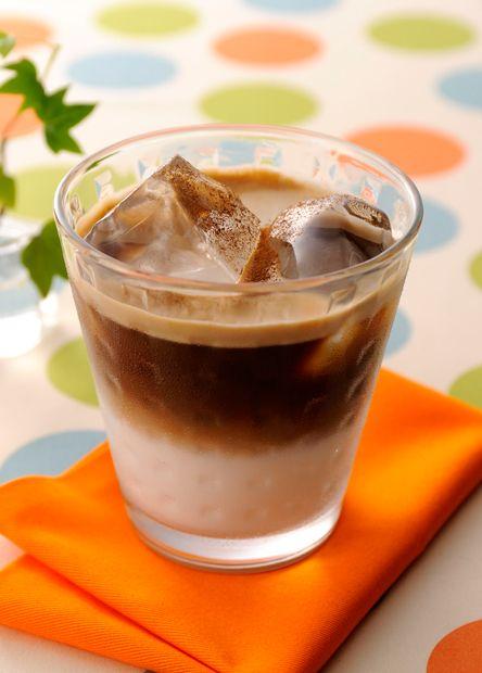 アイスカフェラテ (レシピNo.2283)|ネスレ バランスレシピ