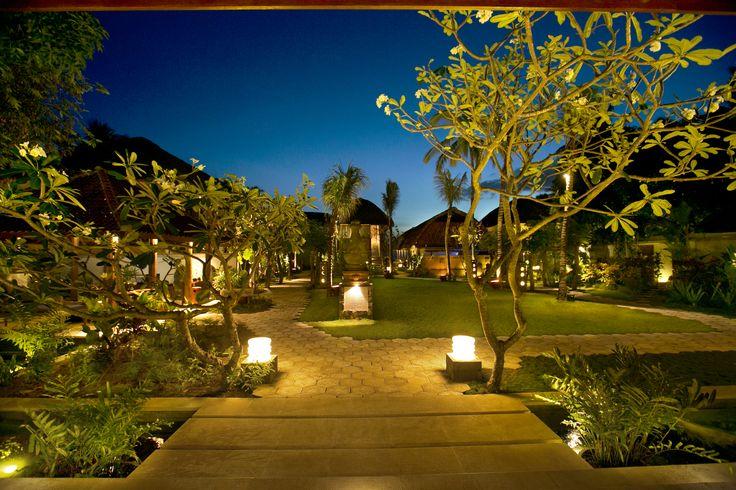 Public Area - Mandalika Garden
