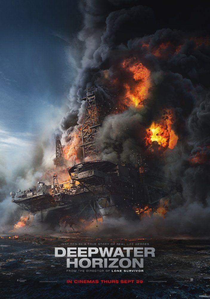 Starring Dylan O'Brien, Mark Wahlberg, Kurt Russell, Kate Hudson | Directed by Peter Berg