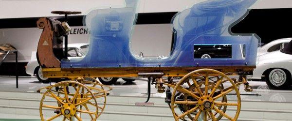 Prima masina Porsche are 116 ani si este electrica - Notio.roNotio.ro
