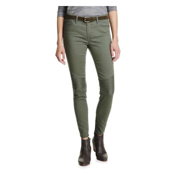 Slim Moto Jean