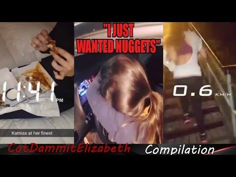 """Cot Dammit Elizabeth! When Your Girl is on A Diet """"ALL"""" Compilation (15 Videos) - YouTube"""