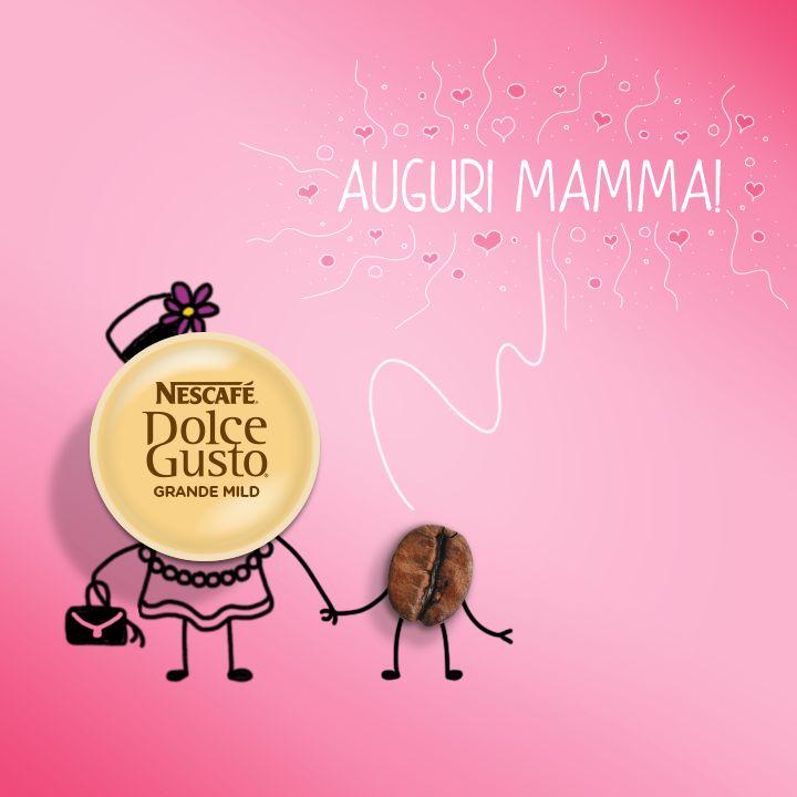 Per tutte le mamme <3 (Pic by Nescafè Dolce Gusto)