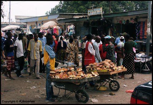 Marché public au Congo Brazzaville
