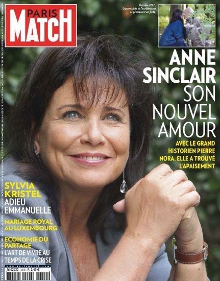 Paris Match N°3310 du 25 au 31 Octobre 2012...!!!