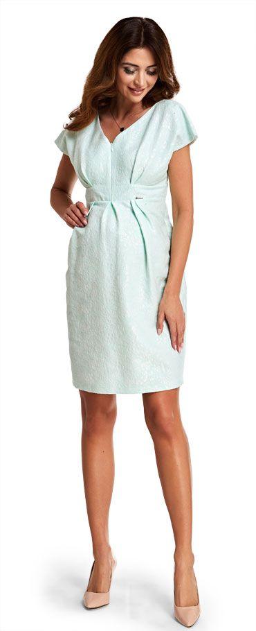 Happy mum - Maternity wear & fashion, dresses, Crystal mint dress.