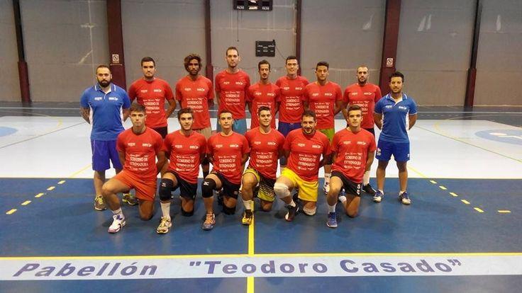 El domingo 21 de septiembre se producirá el estreno en la élite del voleibol nacional del equipo extremeño del AD CACERES PATRIMONIO DE LA HUMANIDAD de voleibol. El pabellón municipal de Jaraíz es el lugar elegido. A las siete de la tarde un partido de preparación enfrentará al también equipo de superliga VOLEY PLAYA MADRID.