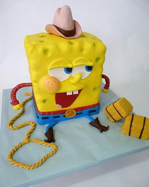 Spongya cowboy