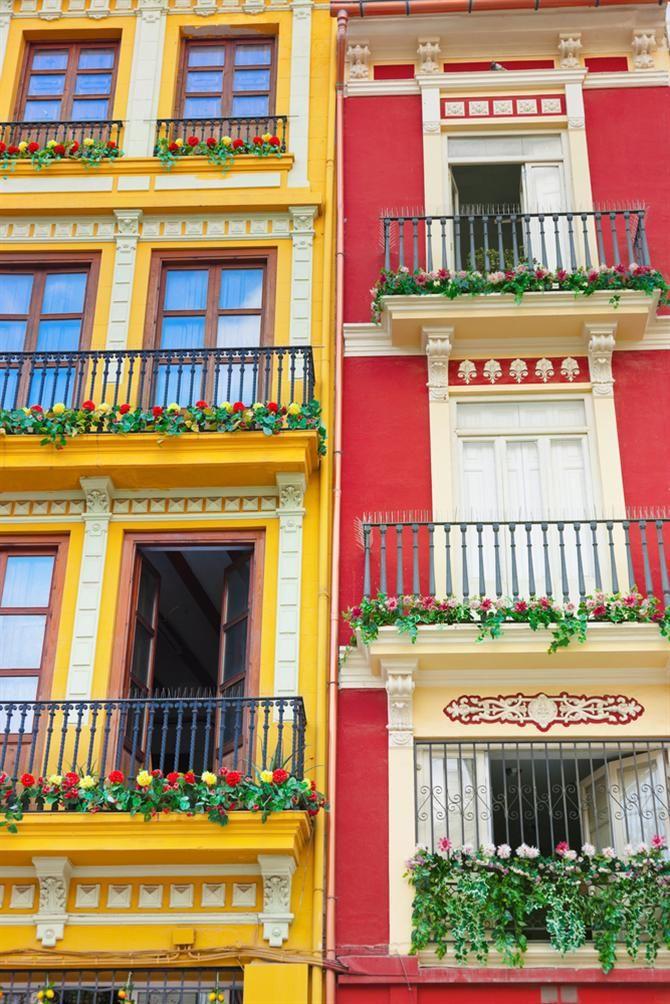 - Barrio del Carmen. Valencia. Spain