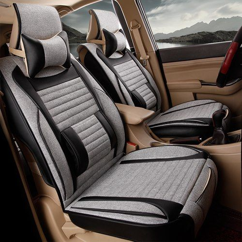 Easeful Refreshing Classic Front Single-seat Custom Car Seat Covers #ad