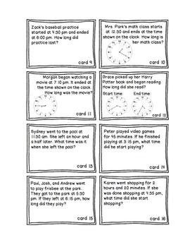 Elapsed Time Word Problems 5Th Grade Worksheets Worksheets for all ...