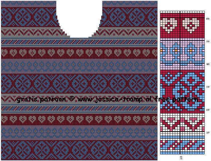 4 mooie breiontwerpen voor dames truien met een V hals gratis breipatronen telpatronen inbreipatronen