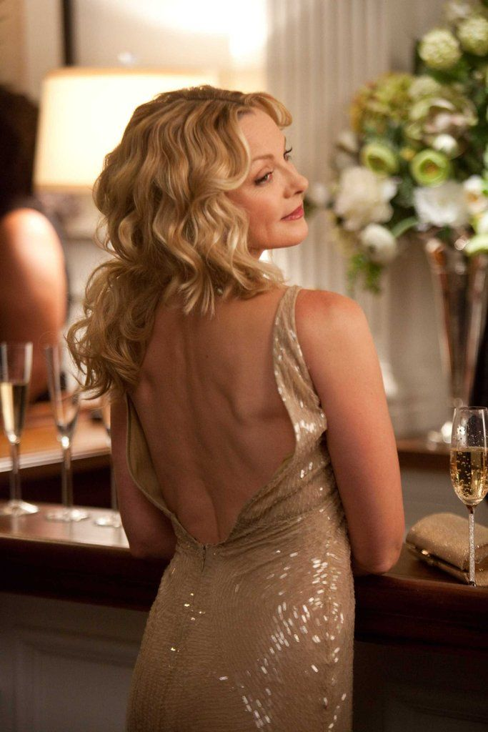 Sex and the City Kim Cattrall Style | Pictures | POPSUGAR Fashion
