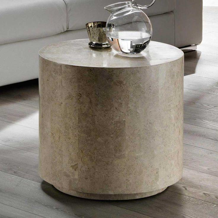 Couch Beistelltisch Aus Stein Creme Jetzt Bestellen Unter