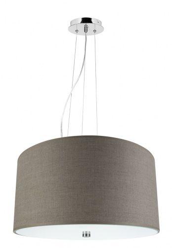 VEGA MD3025-5 50cm szary len lampa wiszaca