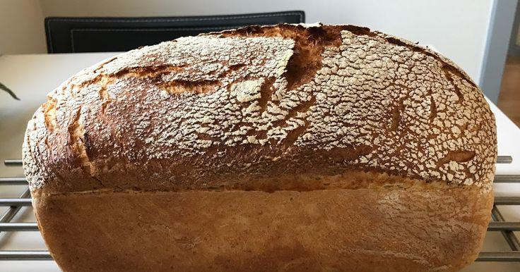Kartoffel FormBrød - Bagt i Brødform i Electrolux Dampovn .     Dette Brød kan også Langtidshæves/Koldhæve - se opskriften med rø...