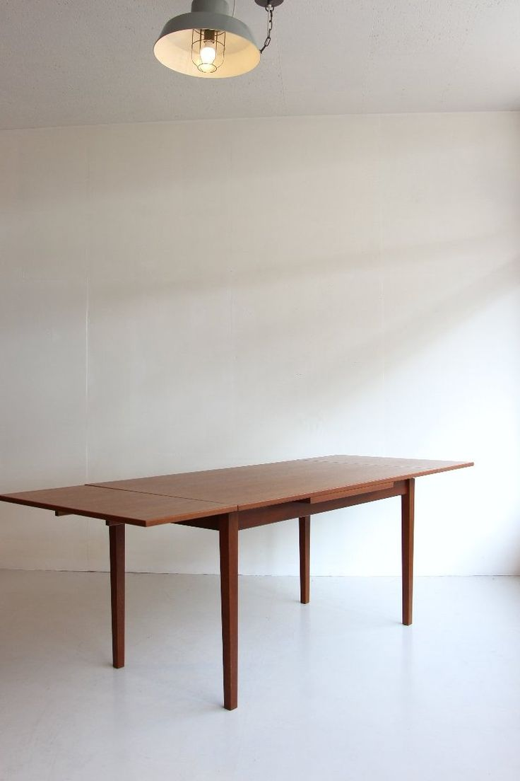 EXT DINING TABLE[RF-045] | 北欧家具・オーダー家具なら【SAC WORKS】