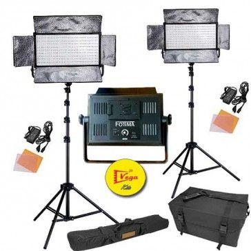 Fotima Kit Studio LED FTL-600