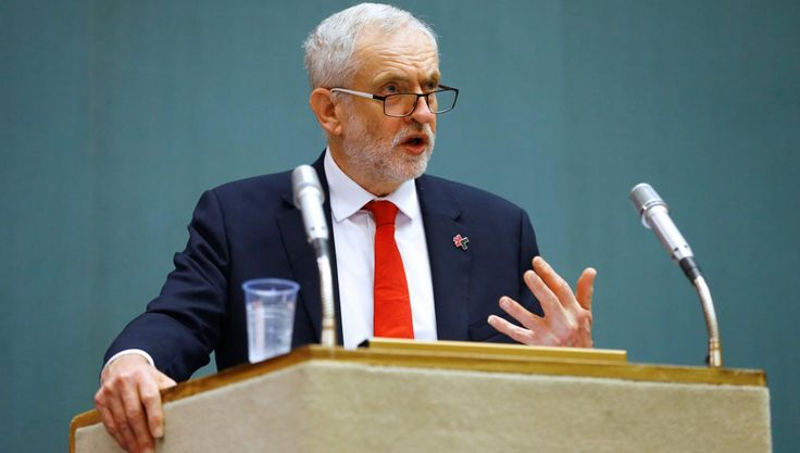 "Jeremy Corbyn's Geneva Speech    Speaking in Geneva in honor of International Human Rights Day, British Labour Party leader Jeremy Corbyn says that climate change and ""grotesque"" levels of inequality are among the greatest threats to our common humanity"