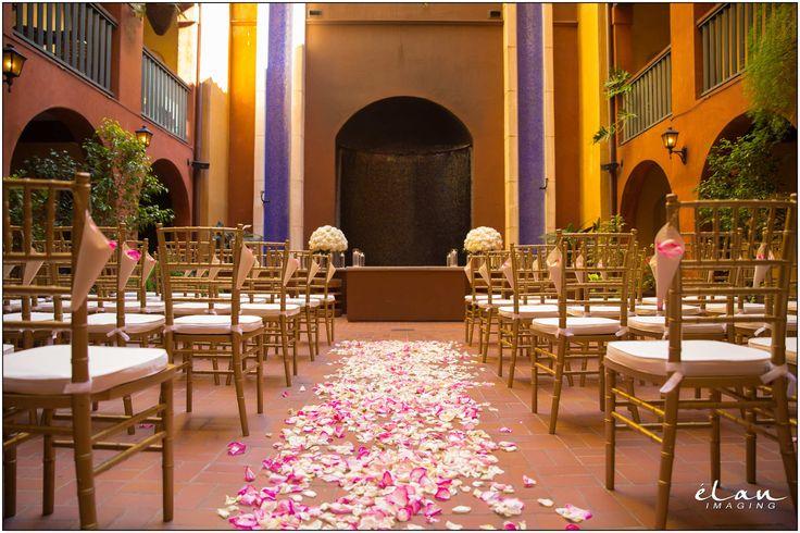 Elegant Outdoor Wedding Ceremony Site Near San Antonio: 16 Best Images About Wedding Ceremonies At Hotel Valencia