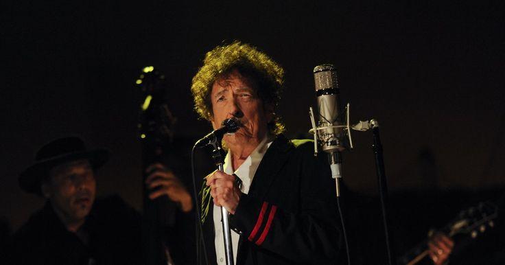 Bob Dylan's 'Like a Rolling Stone' Handwritten, Signed Lyrics Up for Auction #headphones #music #headphones