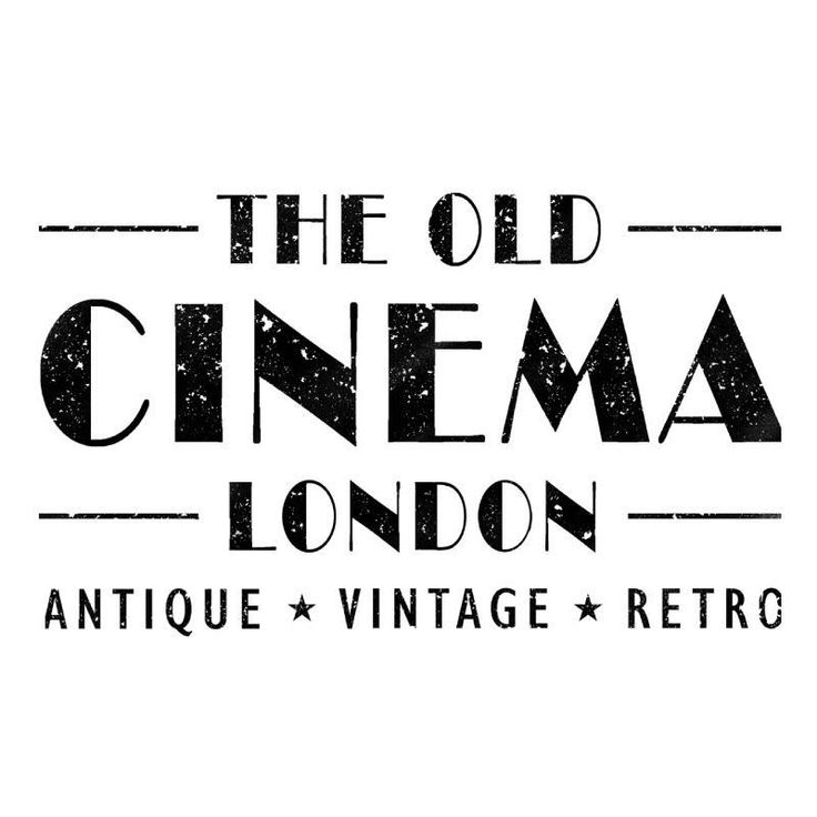 The Old Cinema (@TheOldCinema) | Twitter