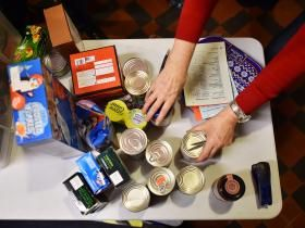 Britons driven to food banks by poverty seen as 'collateral damage' by DWP, says Trussell Trust | The Independent