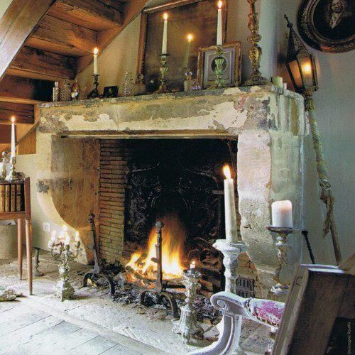 124 Best Fireplaces Images On Pinterest Fireplace Ideas