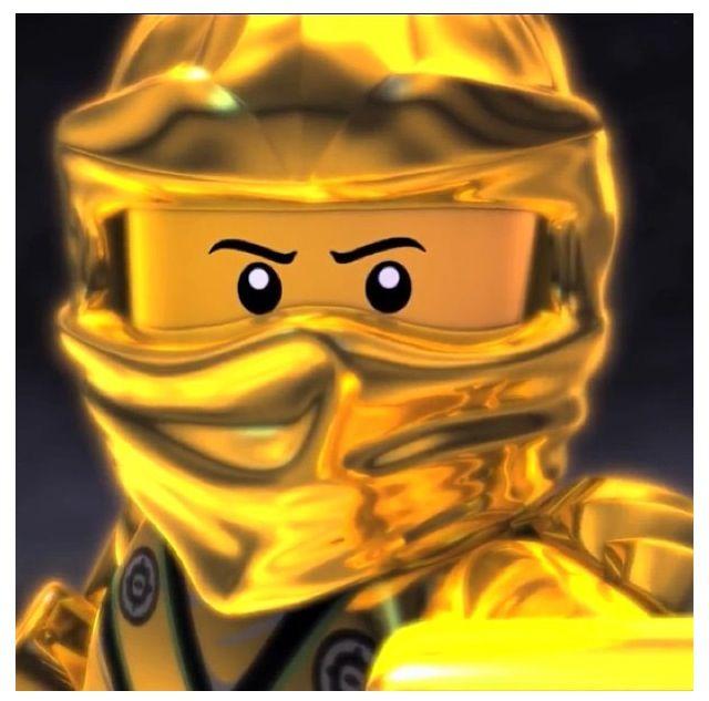 I don 39 t need a sword lloyd garmadon lego ninjago pinterest ninjas swords and whales - Ninjago lloyd gold ...