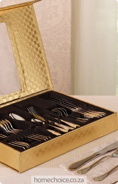 Legacy cutlery canteen set http://www.homechoice.co.za/Kitchen/Cutlery/Legacy.aspx