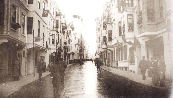 1930 Tarlabaşı