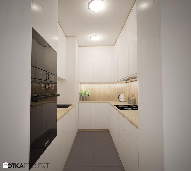Kuchnia styl Minimalistyczny - zdjęcie od JOTKA PROJEKT - Kuchnia - Styl Minimalistyczny - JOTKA PROJEKT