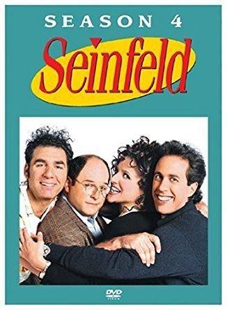Michael Richards & Jason Alexander & Tom Cherones-Seinfeld: Season 4