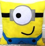 Sewing: Minion Pillow