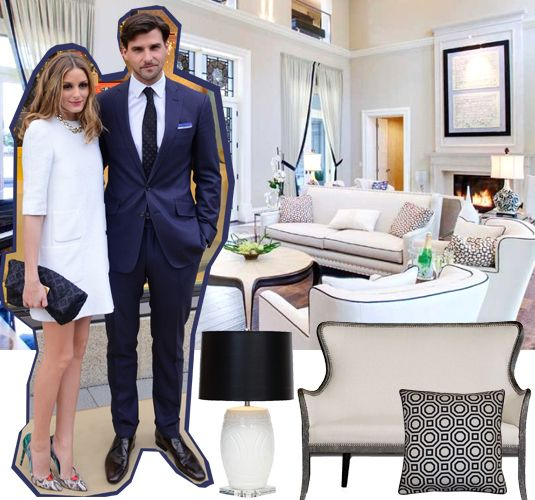 In Living Style: Celeb-Style Decor