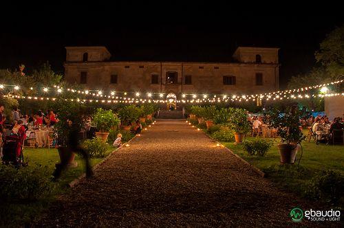 Matrimonio a Villa Malenchini