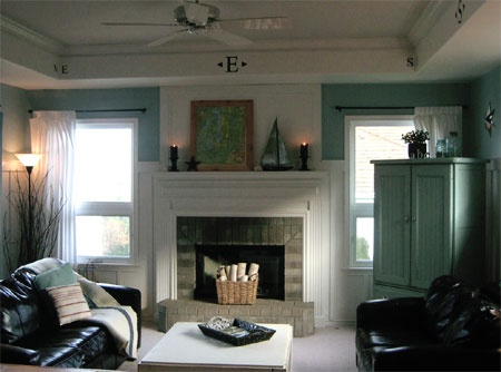 Home-Dzine - How to add panelling to a home