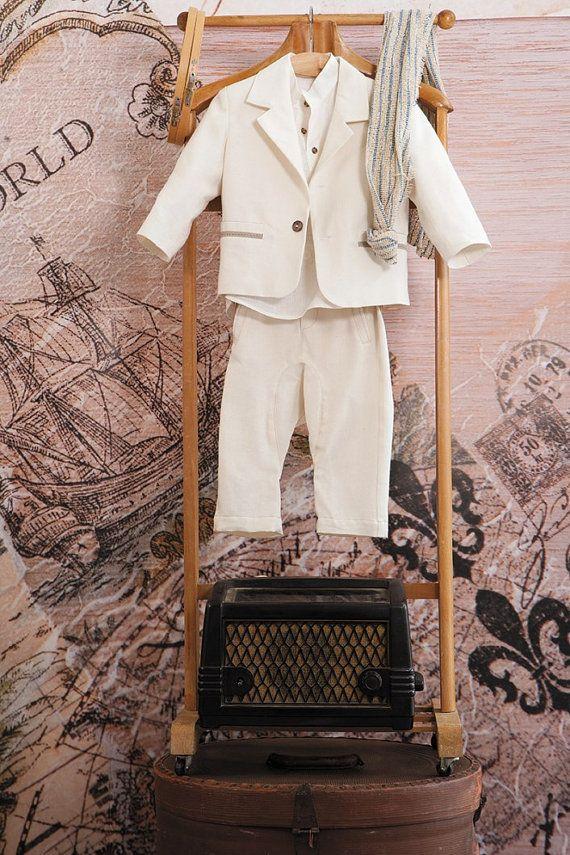 DOLCE bambini Christening Suit Sty.No 115-1 by StyledByAlexandros