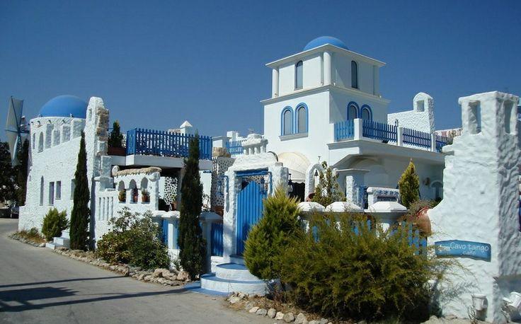 Vakantie Rhodos Trianda Ialyssos - Cavo Tango Griekse muziek bar