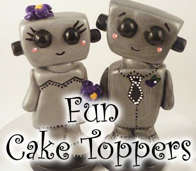 Fun Cake Toppers Wedding Topper Funny