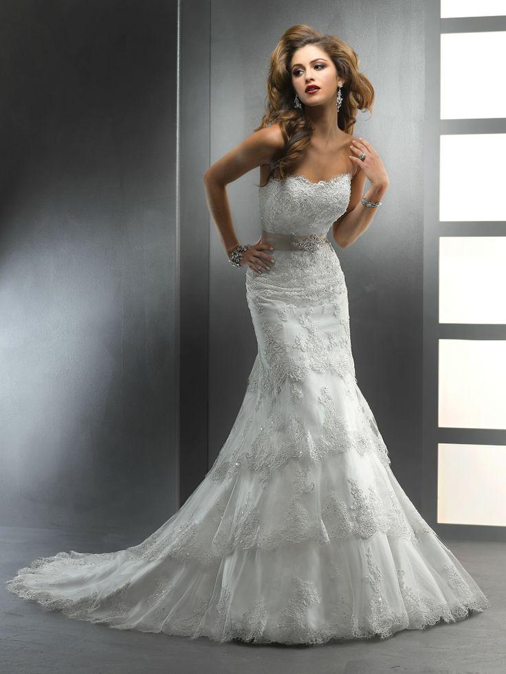 27 best Maggie Sottero images on Pinterest | Hochzeitskleider ...