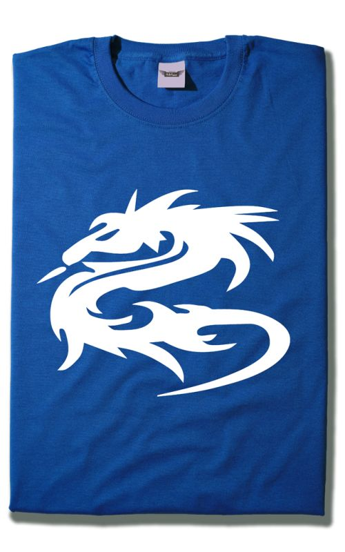 Camiseta Dragon v2
