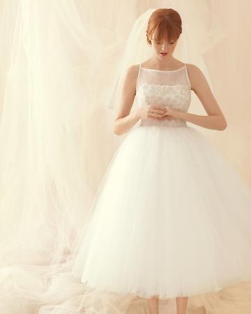 short & sweetTeas Length, Wedding Dressses, Collection Daisies, Birnbaum Collection, Daisies Dresses, Big Fans, Shorts Dresses, Tea Length, Steven Birnbaum