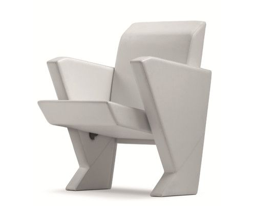 Luxurious Chairs Designed By Daniel Libeskind Star In His New MICX  Convention Center