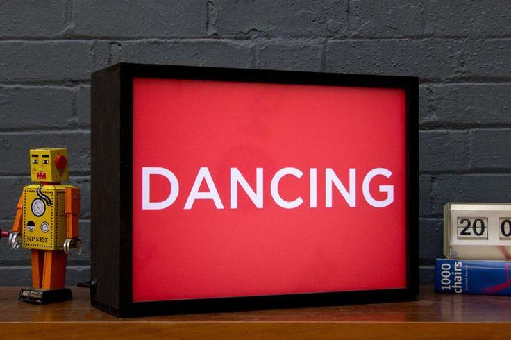 Dancing Light box by Goodwin & Goodwin www.goodwinandgoodwin.com