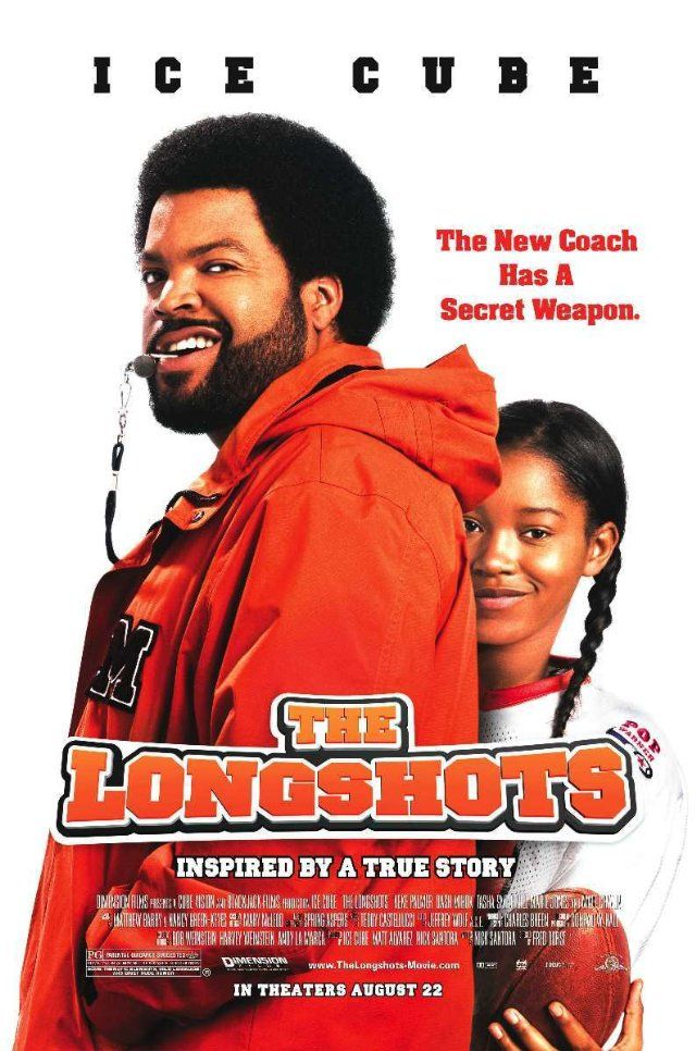 """""""I can do anything a boy can do, possibly even better!"""" (In Pop Warner football) Great movie with Keke Palmer n Ice Cube...."""