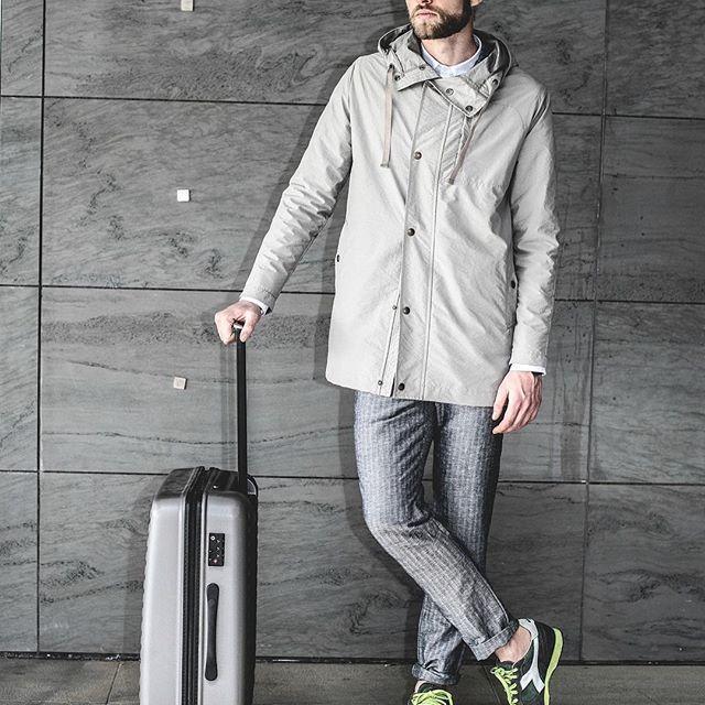 Ready to travel.  #distretto12 #sobriaoriginalita #madeinitaly #man #model #fashionman #fashion #fashionoftheday #outfit #outfitoftheday #instafashion #swag #style #stylish #uomoviaggiatore #travellingman #bestoftheday #fun #golook #look #igdaily #instamood #moda